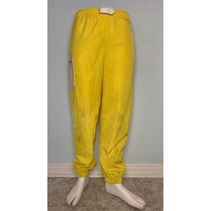 Forever21™️ Bright Yellow Cargo Pants w/ pockets.